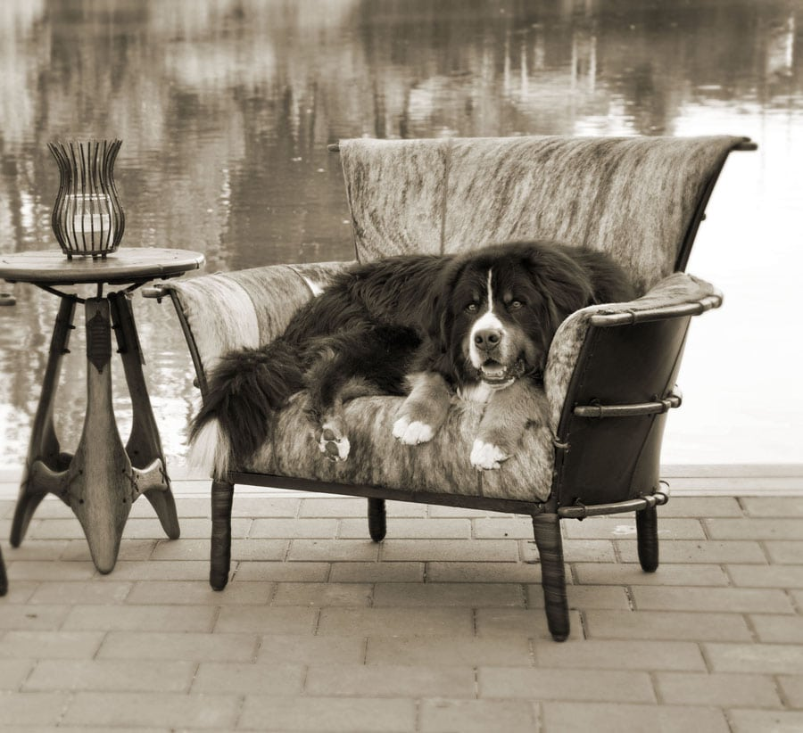 Model home furnishings bend oregon