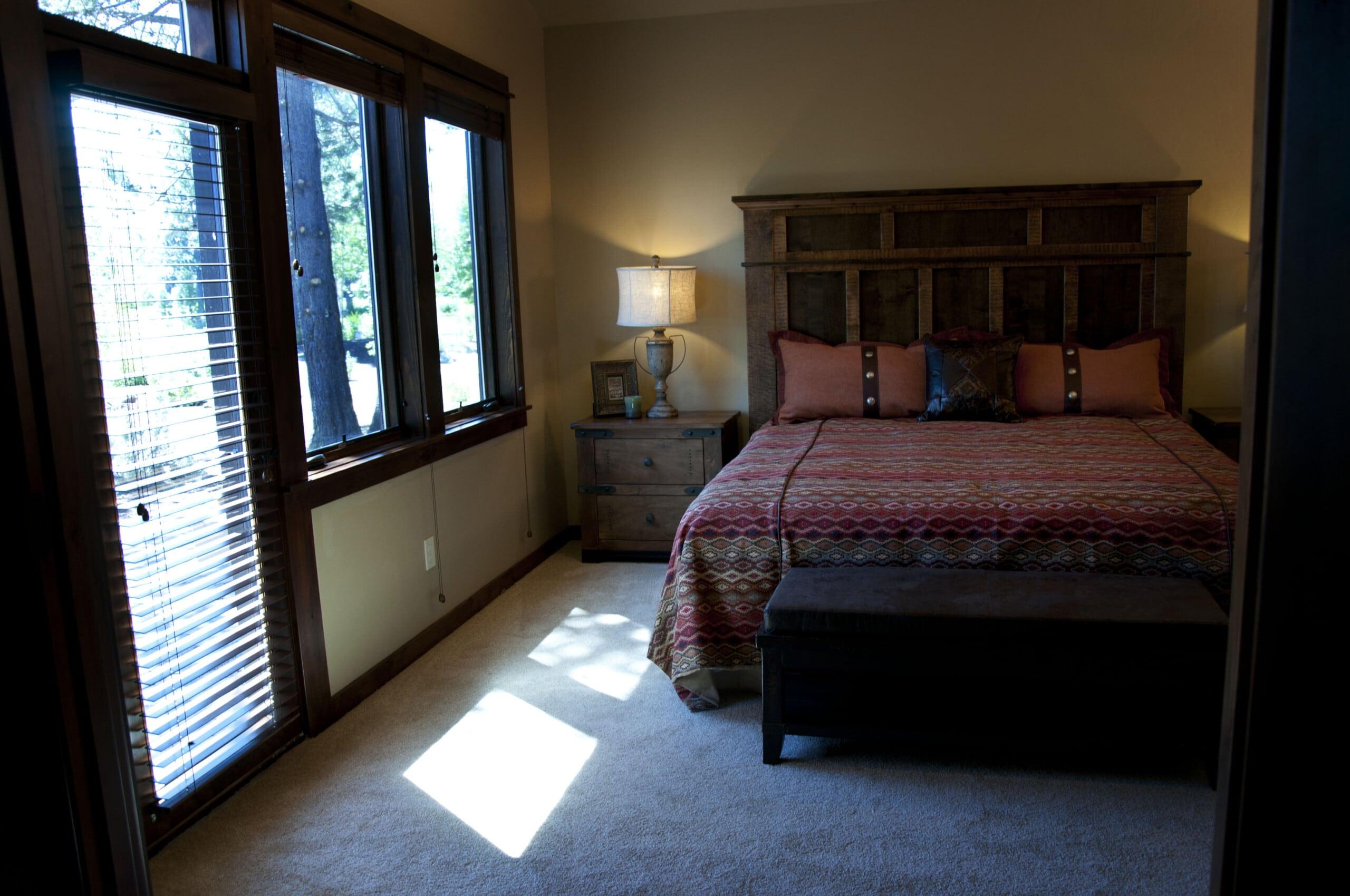 Caldera Springs Master Bedroom Nw Home Interiors Nw