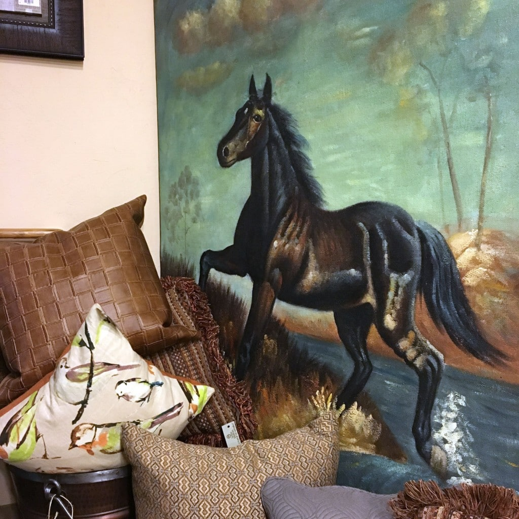 Horse Painting Nw Home Interiors Bend Or